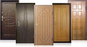 железные, металлические, стальные двери в Серпухове и Протвино
